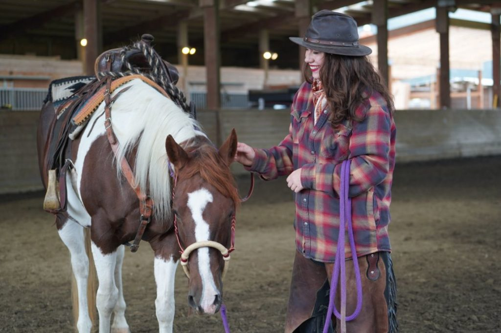 How to Fit A Bosal On a Horse